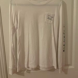 Vineyard vines holiday shirt